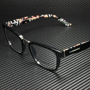 Burberry Black 53mm Interior Design Eyeglasses